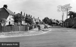 London Road c.1950, Sleaford