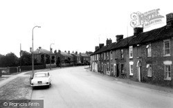 London Road c.1965, Sleaford