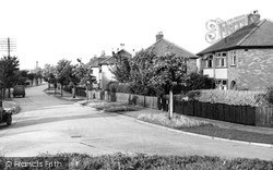 North Parade c.1950, Sleaford