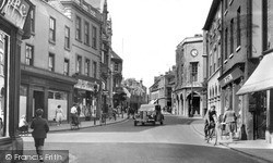 Northgate c.1950, Sleaford
