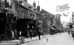 Sleaford, Southgate In The 1920's