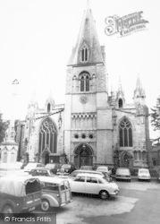St Denys Church c.1965, Sleaford