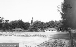 The Bowling Club c.1965, Sleaford