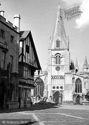 The Church c.1950, Sleaford