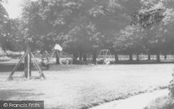 The Playground c.1965, Sleaford