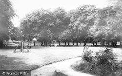 The Recreation Ground c.1965, Sleaford