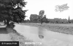 The River Slea c.1939, Sleaford