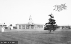 Sleaford, The Royal Air Force College, Cranwell c.1965