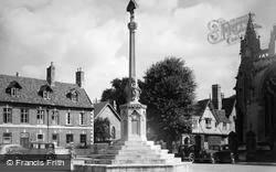 War Memorial c.1950, Sleaford