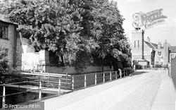 West Banks c.1950, Sleaford