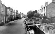 Sleaford, West Banks c1965
