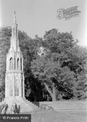 Eleanor Cross 1951, Sledmere