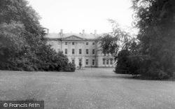 Sledmere House c.1960, Sledmere