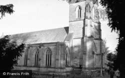 St Mary's Church 1951, Sledmere