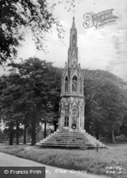 The Cross c.1960, Sledmere