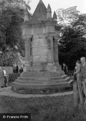 The Waggoners' Memorial 1951, Sledmere