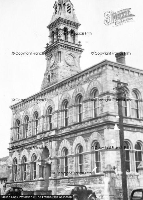 Photo of Sligo, Town Hall c.1950