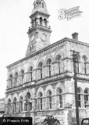 Sligo, Town Hall c.1950