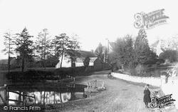 Slindon, 1890