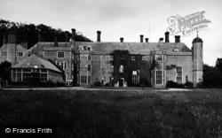 Slindon, Slindon House c.1950