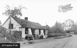 Slindon, The Old Forge c.1950