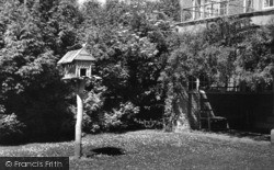 Slinfold, A Birdtable, Dedisham Convalescent Nursery School c.1955