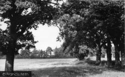 Slinfold, A Pretty Spot c.1955
