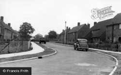 Slinfold, Lowfield Road c.1955