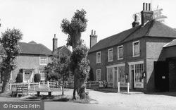 Slinfold, The Post Office c.1955