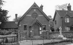Slinfold, Village Hall c.1955