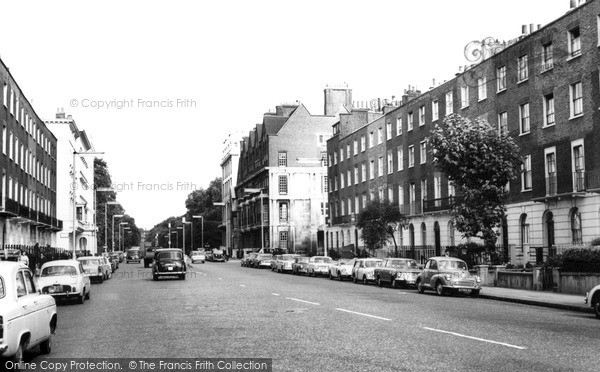 Photo of Sloane Square, c.1965