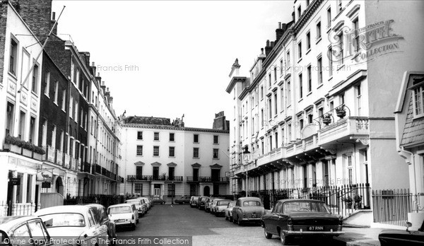 Photo of Sloane Square, Eaton Terrace c.1965
