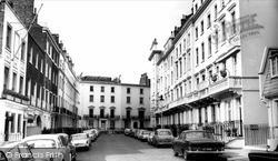 Sloane Square, Eaton Terrace c.1965