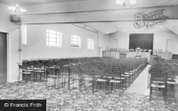 Slough, Auditorium, Gospel Tabernacle c.1965