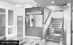 Slough, Church Vestibule, Gospel Tabernacle c.1965