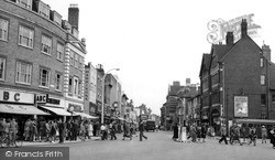 Slough, Crown Corner c.1950