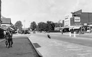 Slough, Farnham Road c1955