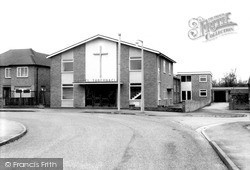 Slough, Gospel Tabernacle c.1965