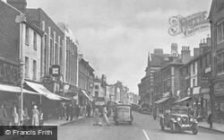 Slough, High Street 1934