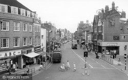Slough, High Street 1961