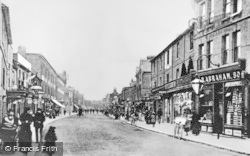 Slough, High Street c.1900