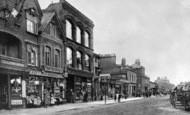 Slough, High Street c1905