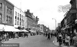 Slough, High Street c.1955