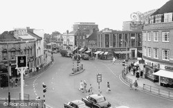 Slough, High Street c.1960