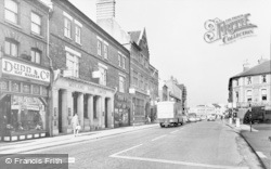 Slough, High Street c.1965