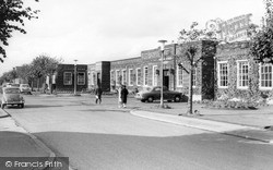 Slough, Industrial Estate Offices c.1960