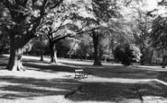Slough, Lascelles Park c1960