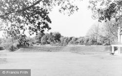 Slough, Salt Hill Pleasure Gardens c.1960