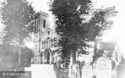 Slough, St Mary's Church c.1910