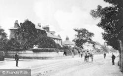 Slough, Sussex Place c.1890